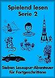 Spielend lesen. Serie 2 (blau).