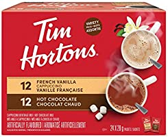 Tim Hortons Hot Chocolate/Beverage Mix