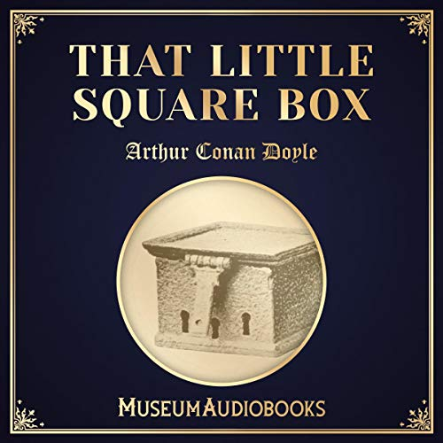That Little Square Box audiobook cover art