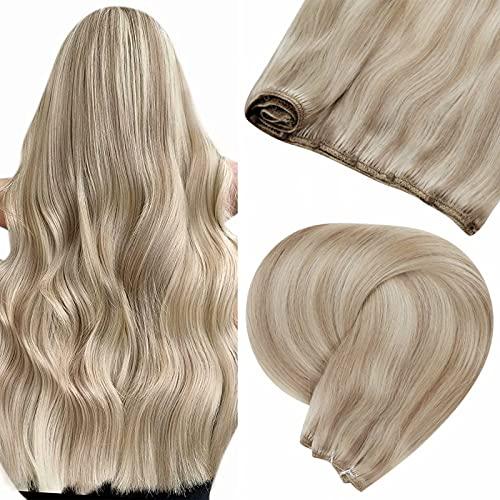 LAAVOO Micro Bead Human Hair Extensions