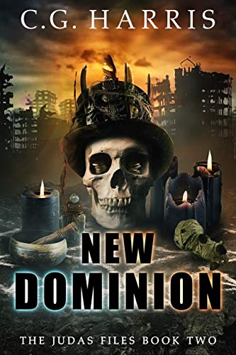 New Dominion by C.G. Harris ebook deal