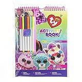 Darice TY Beanie Boo Sticker Activity Book