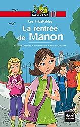 livre rentrée primaire La rentrée de Manon