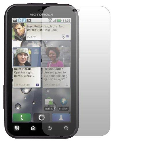 2 x Slabo Displayschutzfolie Motorola Defy + | Defy Plus Displayschutz Schutzfolie Folie No Reflexion|Keine Reflektion Defy+ MADE IN GERMANY