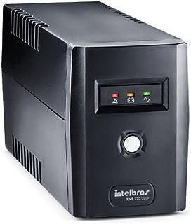 Nobreak Interactive, Intelbras, XNB 720 220V, Preto
