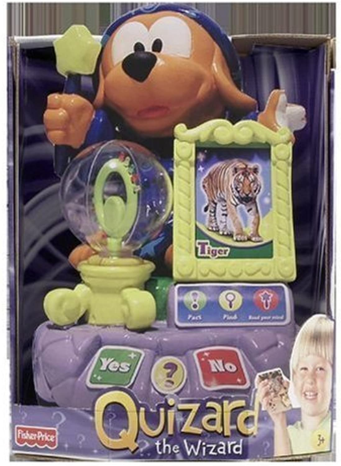 Quizard the Learning Wizard by Fisher-Price