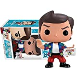 QTSL Pop Figures Movies Series Ace Ventura #32 Pop Action Figure Toys Collection Model Dolls Gifts For Children Xmas with Box 10Cm