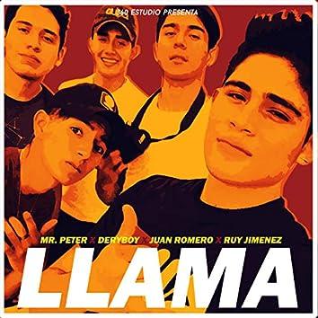 Llama (feat. Deryboy, Juan Romero & Ruy Jimenez)