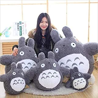 YOYOTOY 30/40/50Cm Soft Cartoon Totoro Plush Animals Doll Stuffed Plush Totoro Toys for Kids Girls Home Decoration Toddler Must Haves BFF Gifts Toddler Favourite Superhero Party Supplies