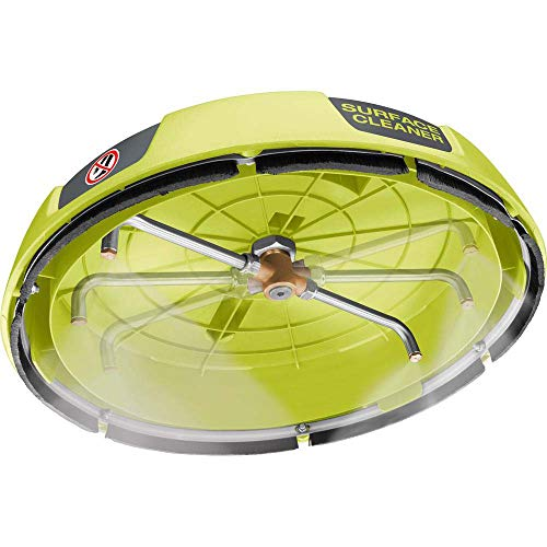 Ryobi RY31SC01 15 in. 3300 PSI Surface Cleaner for Gas Pressure Washer