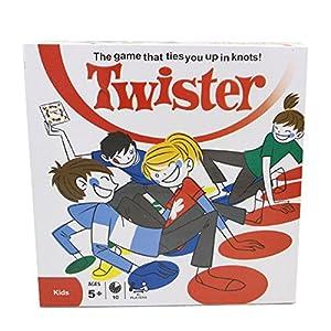 crayfomo Twister Game Juego de Suelo /Juegos Twister Infantiles