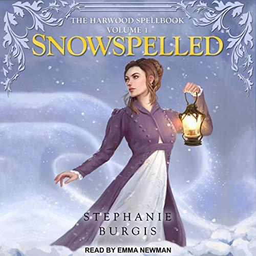 Snowspelled audiobook cover art