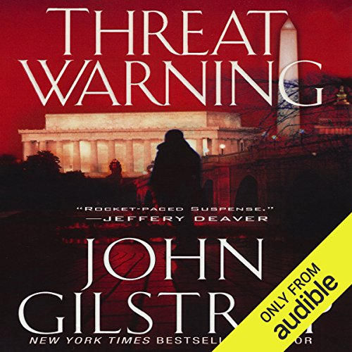 Threat Warning audiobook cover art