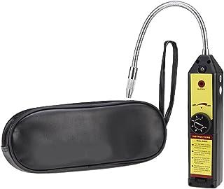 Refrigerant Freon Leak Detector Kit for Home, Portable CFCs HCFCs HFCs Refrigerant Leak Halogen Gas Leakage Detect Tester ...