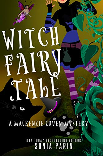 Witch Fairy Tale by Sonia Parin ebook deal