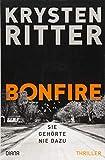 Bonfire – Sie gehörte nie dazu: Thriller - Krysten Ritter