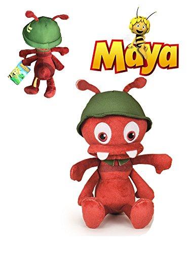 Maya La abeja Peluche Paul, jefe de las hormigas 27cm Calidad super soft