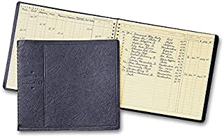 ABC Disbursement Journal Cash Receipts Register, 10 x 8 1/2