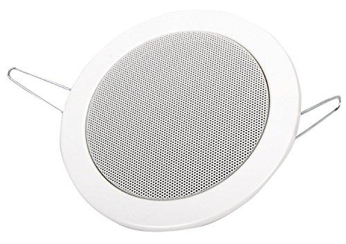 Visaton 50111Aufbau Lautsprecher für MP3& iPod weiß