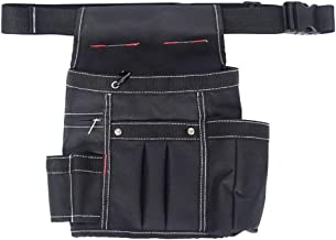 Jianghuayunchuanri Taille Tool Bag Multifunctionele Tool Riem Tas Verstelbare Tool Opbergtas voor Elektriciens Technicus (...
