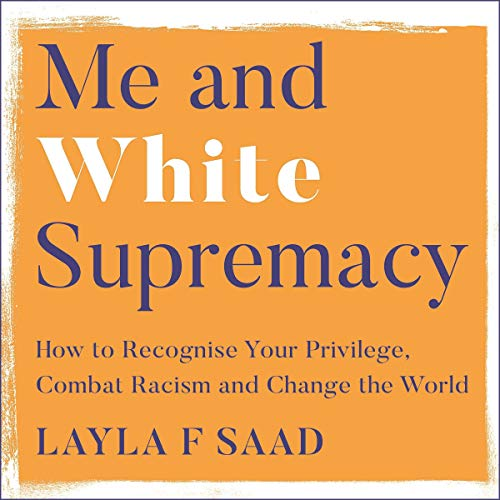 Me and White Supremacy cover art