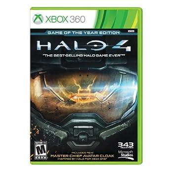 Halo 4 GOTY Xbox 360 S English NA NTSC DVD - Xbox 360