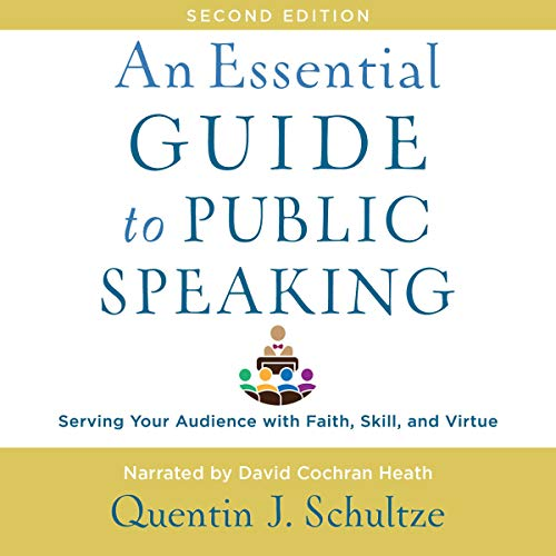 An Essential Guide to Public Speaking, 2nd edition Titelbild