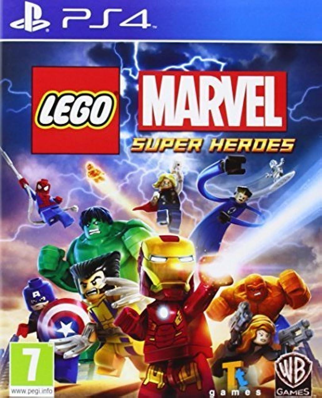 監督する喜びカバーLego Marvel Superheroes (PS4) by Warner Bros. Interactive Entertainment [並行輸入品]