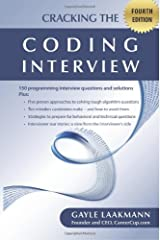 Cracking the Coding Interview, Fourth Edition: 150 Programming Interview Questions and Solutions Paperback