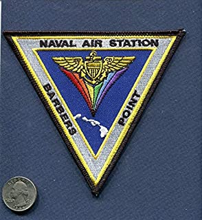 NAS//JRB NEW ORLEANS LOUISIANA                  Y USAF BASE PATCH