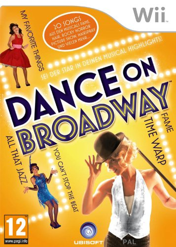 Dance on broadway [import allemand]