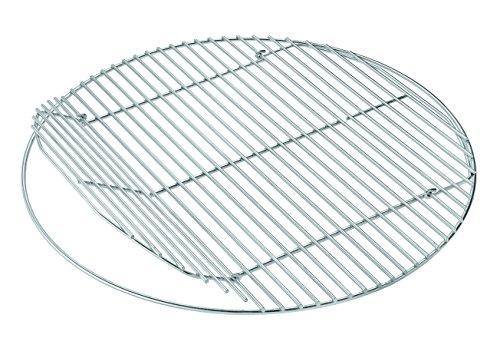 Rösle Grillrost, passend für Rösle Grills F60/F60 AIR, klappbarer Grillrost, spülmaschinengeeignet, Edelstahl 18/10, Ø 60 cm
