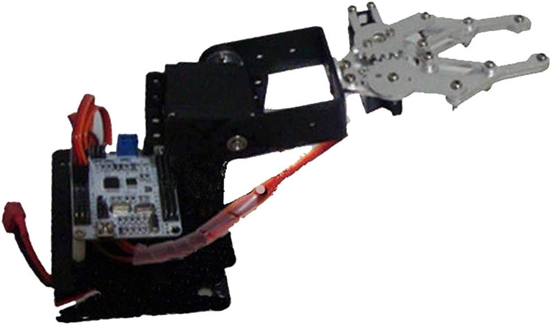 SM SunniMix Kit di Braccio Meccanica Robot DIY Elettronica Educativo Mettuttio