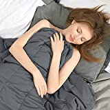 Ourea 3.0 Upgrade Weighted Blanket Adult Queen Size (20lbs...