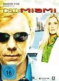 CSI: Miami - Season 5.2 [3 DVDs] - David Caruso