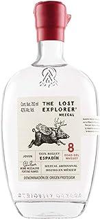 Mezcal Artesanal Premium The Lost Explorer   Agave Espadín 100%   Botella de 75cl   42% ABV   Ganador de premios
