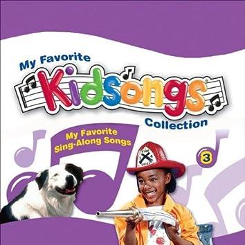 Kidsongs: My Favorite Sing-Along Songs