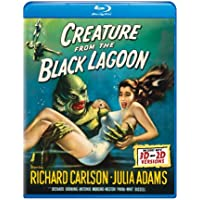 Creature from the Black Lagoon on Blu-ray