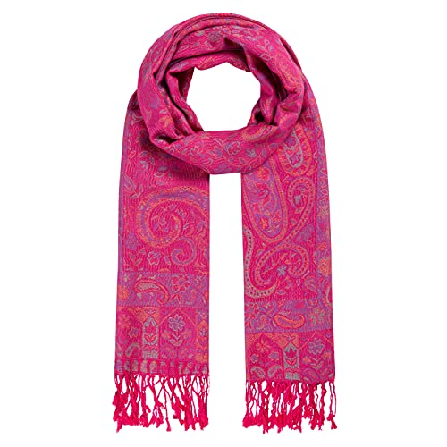 Codello Damen Paisley, Pink, 70 x 170 cm