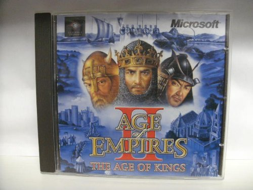Age of Empires II - The Age of Kings (Jewelcase)