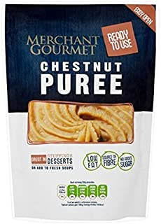 Merchant Gourmet Chestnut Puree 200g - Pack of 2