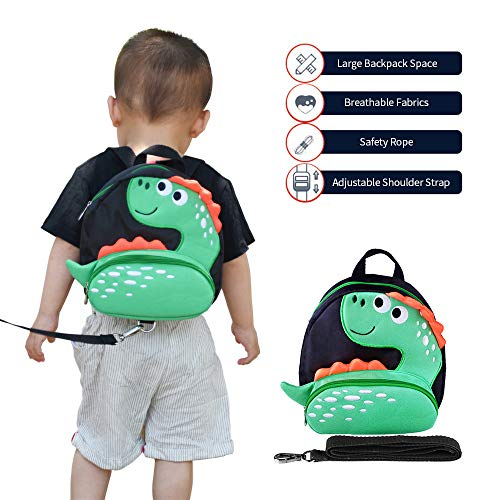 Toddler Backpack with Anti-Lost Harness