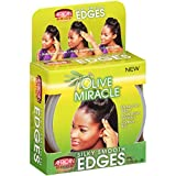 AFRiCAN PRIDE OLIVE MIRACLE SILKY SMOOTH EDGES 64g
