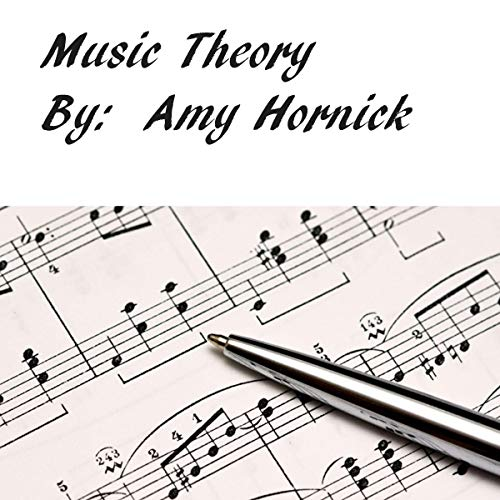 Music Theory audiobook cover art