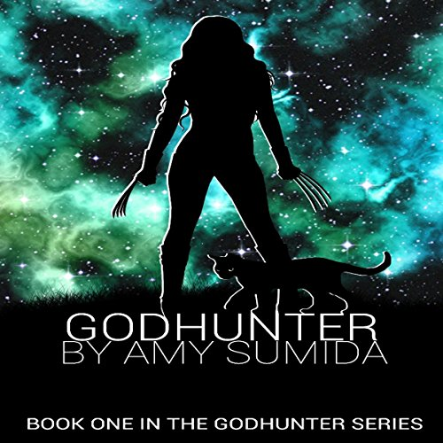 Godhunter audiobook cover art