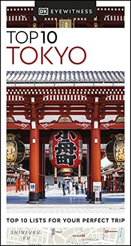 DK Eyewitness Top 10 Tokyo (Pocket Travel Guide) (English Edition)
