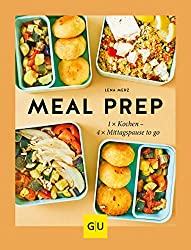Buchcover: Meal Prep (Affiliate Link)