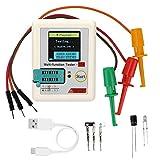 Tester per transistor, Tester per transistor multifunzione, Tester per transistor TFT TC-T7-H Test multifunzione con display grafico
