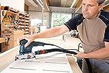 Bosch Professional GSS 230 AVE, 300 W Nennaufnahmeleistung, 92mm Schleifplatte, 182mm Schleifplatte, L-BOXX, Schleifpapier, Microfilter Box, Zusatzhandgriff - 3
