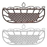 Hanging Basket, 2pcs Planter